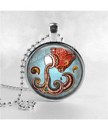 AQUARIUS Necklace, Aquarius Pendant, Aquarius Jewelry, Astrology, Zodiac... - $12.95