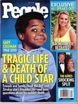 People magazine - June 14, 2010 - Gary Coleman cover - $5.09
