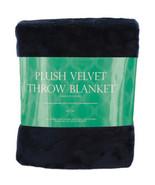 Super Soft Plush Velvet Fleece Throw Blanket - $34.99