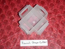 Popeil Pasta Maker Machine P200 & P400 Part Ravioli Maker Cutter - $9.49