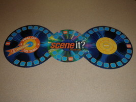 GAME BOARD ONLY For The Scene IT? The Premier Movie Board Game - $14.01