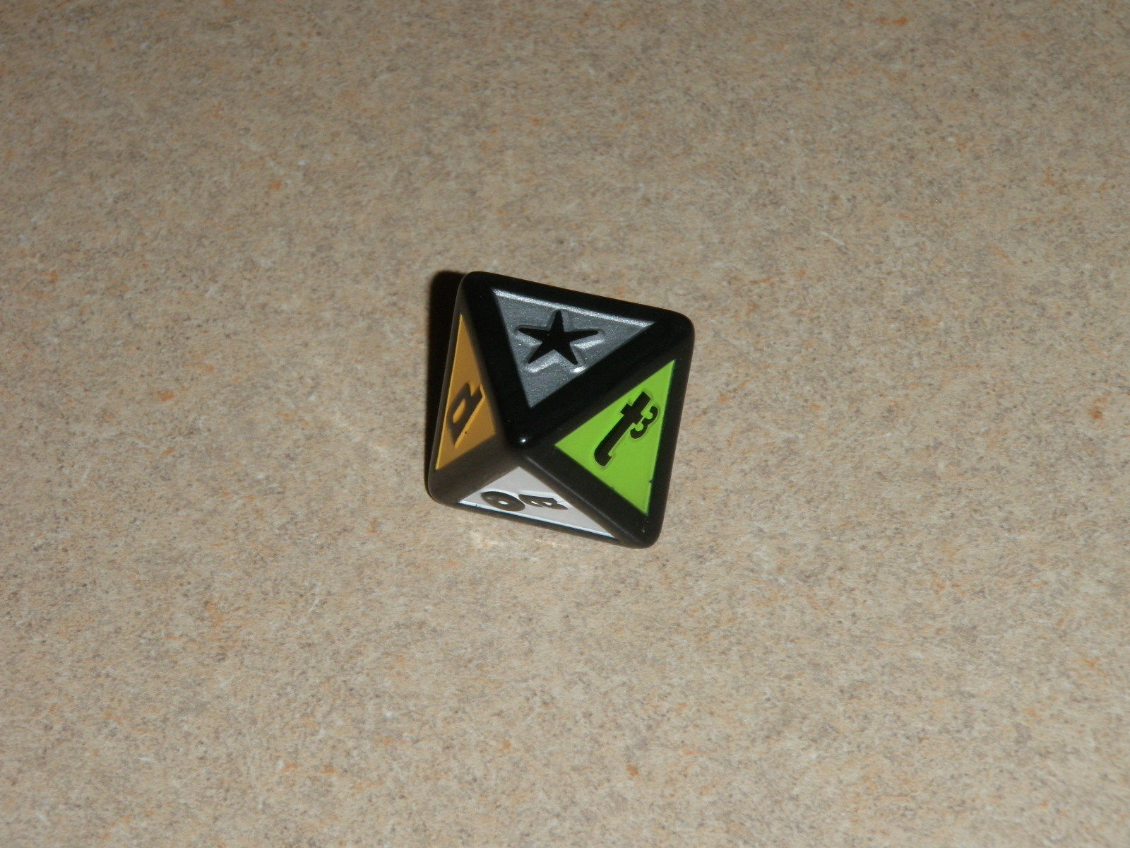 Primary image for One 8 Sided Dice Game Piece For The Scene IT? The Premier Movie Board Game
