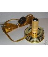 "2"" Drip Style Mason Jar Adapter Candelabra Size Bulb - $16.00"