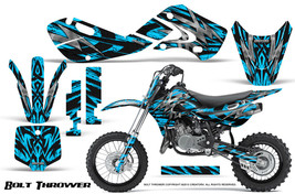 KAWASAKI KLX110 02-09 KX65 00-12 GRAPHICS KIT CREATORX DECALS BTBLI - $138.55
