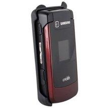 SAMSUNG R460 (MYSHOT 2) after market Black holster w/swivel belt clip (f... - $4.24