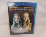 The Life Before Her Eyes Blu-ray Disc NEW SEALED Uma Thurman Evan Rachel Wood