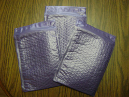 10 Deep Lavender 8.5x11 Bubble Mailer Padded Envelope Self Seal Shipping... - $11.50