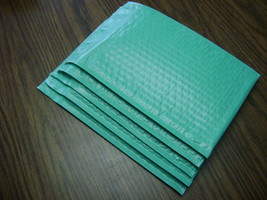 10 Teal 8.5x11 Bubble Mailer Padded Envelope Self Seal Shipping Bag #2 - $11.50