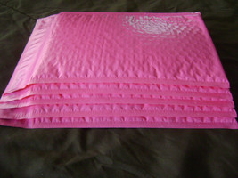 50 6x9 Hot Pink Bubble Mailer Self Seal Adhesive Envelope Protective Pad... - $28.95