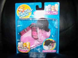 Zhu Zhu Pets; Hamster Outfit: Winter Scarf & Hat New LAST ONE HTF - $32.99