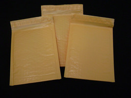 Bubble Mailer 75 Orange 4x8 Self Seal Adhesive Envelopes Protective Padd... - $26.50