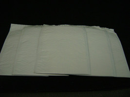 75 6x9 White Bubble Mailer Self Seal Adhesive Envelopes Protective Padde... - $34.50