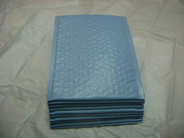 10 Light Blue 8.5x11 Bubble Mailer Padded Envelope Self Seal Shipping Ba... - $11.50