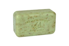 Case of 18 Pre De Provence French Bar Soap Sage 150g 5.2 Ounce Each Shea - $69.95