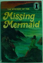 Three Investigators The Mystery of the Missing Mermaid no.36 1st Print K... - $8.50