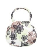 Floral Print er Handbags Women Leather Handbag WeddTote Bag Makeup Bags ... - £11.81 GBP