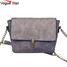 Women Messenger Bags PU Leather Small Crossbody Shoulder Bags Women Blac... - $28.46