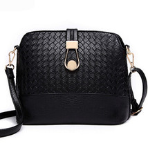 KnittWomen Messenger Bags Bag Women Leather Bag Cross-Body Women Bag Lad... - $29.20