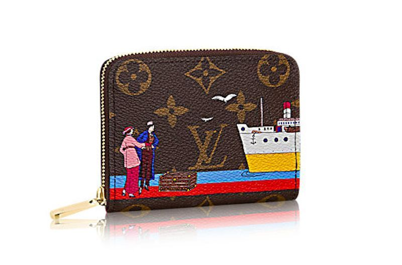 4ac6a87354b7 Louis Vuitton Small Zippy Wallet Nwb Limited and 50 similar items. 57