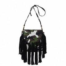 vintage Women bag Leather Handbags Cross Body Shoulder Bags small Messen... - $92.41