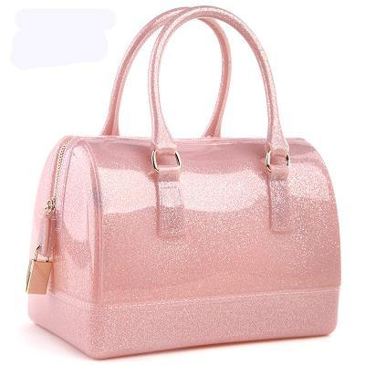 jelly candy pillow top handbag bag women handbag