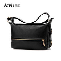Women Shoulder Bag Women PU Leather handbags Ladies Black Bag Clutch Wom... - ₨3,074.32 INR