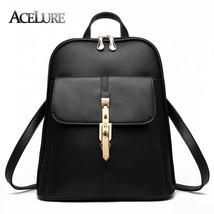Shoulder bag students backpacks sprand backpacks simple beauty elegant w... - $58.38