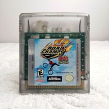 Road Champs BXS Stunt Biking Nintendo Game Boy Color LOOK Free Same Day Shipping - $9.47