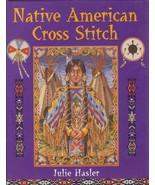 Native American Cross Stitch HB Book Patterns J... - $7.99
