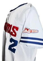 Sankei Atoms Retro Baseball Jersey 1966 Button Down White Any Size image 3