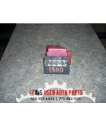 2013 NISSAN SENTRA POSITIVE BATTERY TERMINAL WITH FUSES #1900 - $55.00