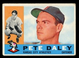 1960 Topps Set Break #108 Pete Daley VG A's *9108* - $2.79