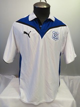 Cardiff FC Practice Jersey - Crested by Puma - White - Men's Medium  - $65.00
