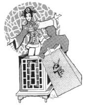 The Pagoda Screen Girl Plans - $41.31