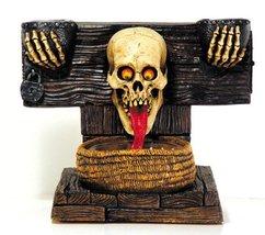 Morris Costumes Door Greeter Ghoul In Stocks - $45.13