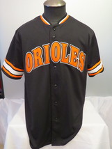 Baltimore Orioles Alernate Jersey - Script front by Stitches - Men's Large  - $95.00