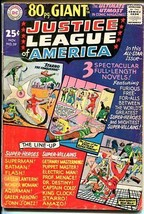 Justice League Of America #39-80 Page GIANT- FR/G - $27.74