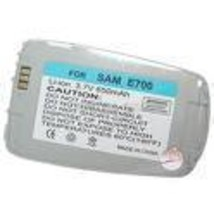 Samsung SGH-E710 after market battery - $7.64
