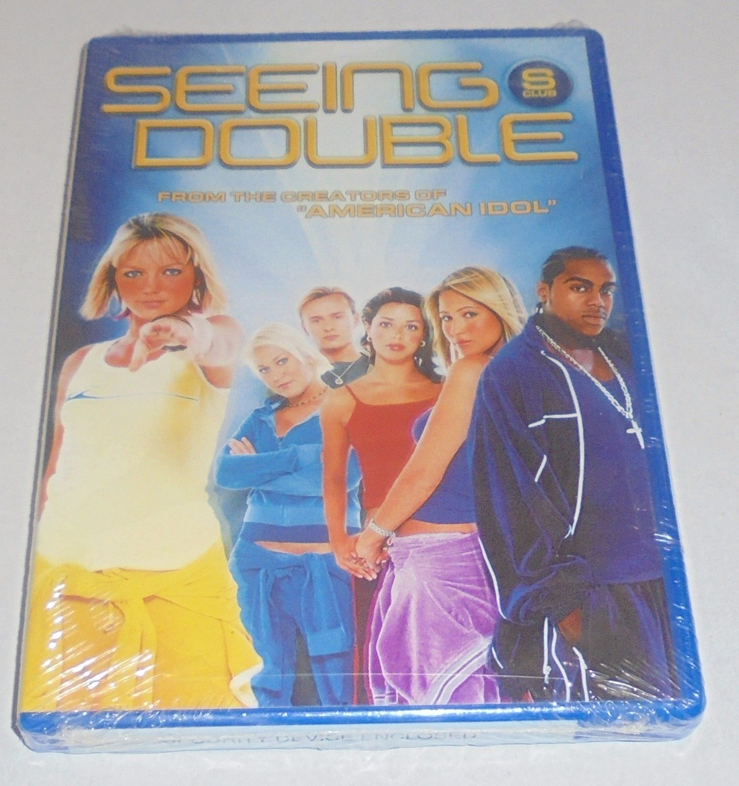 Seeing Double S Club DVD New Music American Idol Movie