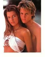 Brian Krause teen magazine pinup clipping Teen Beat shirtless - $3.50