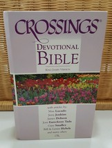 Crossings Devotional Bible (King James Version) Hardcover – 2001 - $18.98