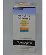 Neutrogena Healthy Defense Daily Moisturizer, SPF 30, Light Tint 1.7 Ounce - $8.18