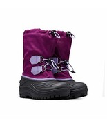 Sorel Youth Super Trooper Boot - Waterproof - Wild Iris, Paisley - Size 3 - $162.41