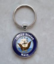 United States Navy or Navy Veteran Keychain - $14.00+