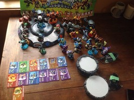 Skylanders Mixed Series Swap Force, 2 Portals, 1 Arena 29 Figures - F - $18.70