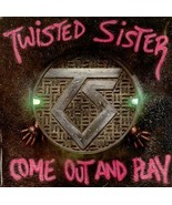 Twisted Sister - Come Out And Play vinyl LP - $9.35