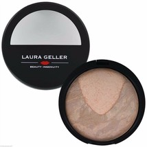 Laura Geller Balance-N-Highlight Baked Powder Foundation  Tan Portofino - $11.69