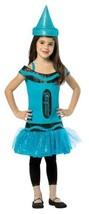 Rasta Imposta Childrens Costume, Cry Steel Blue G&G Dress, 7-10 - $34.64