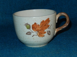 Metlox poppytrail vernon ware woodland gold coffee tea cup  1  thumb200