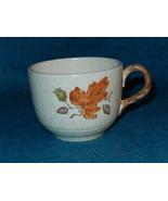 Metlox Poppytrail Vernon Ware Woodland Gold Coffee Tea Cup EUC          ... - $9.99